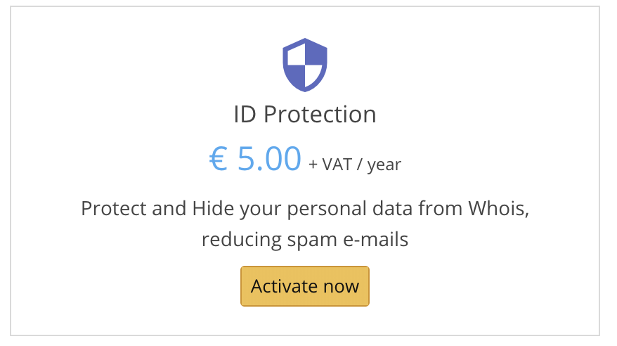 ID Protection