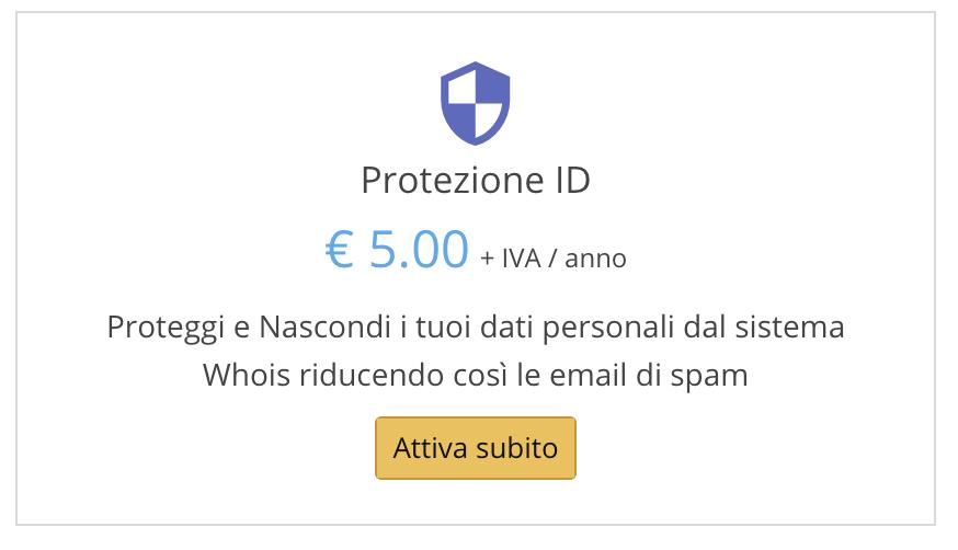 Dominio ID Protection